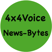 4x4Voice NewsBytes